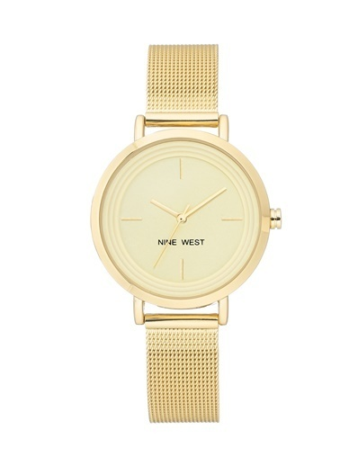 Nine West Saat Altın